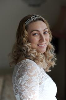 Make-up with Stephanie Frances Beauty